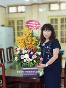 dịch vụ điện hoa tại nam định