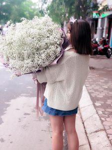 hoa tình yêu ở nam định
