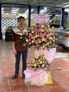 đặt hoa khai trương tại Nam Định