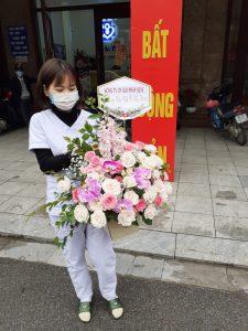 cửa hàng hoa tươi tại nam định