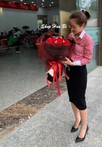 tặng hoa sinh nhật tại nam định