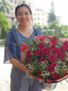 Shop hoa Nam Định