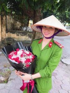 mua hoa chúc mừng tại Nam Định